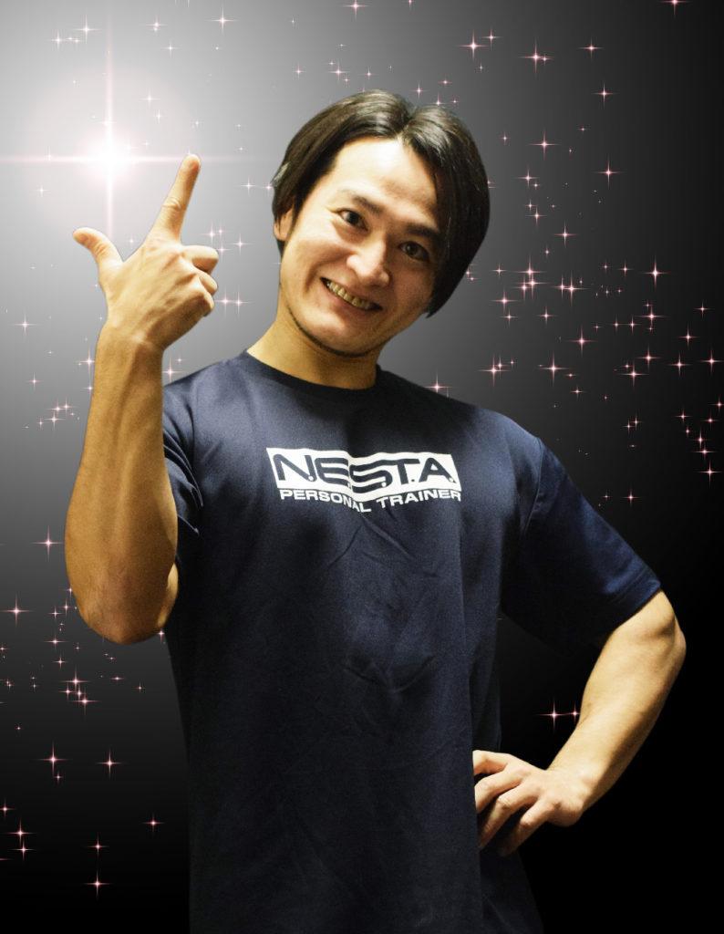トレーナー赤田卓磨