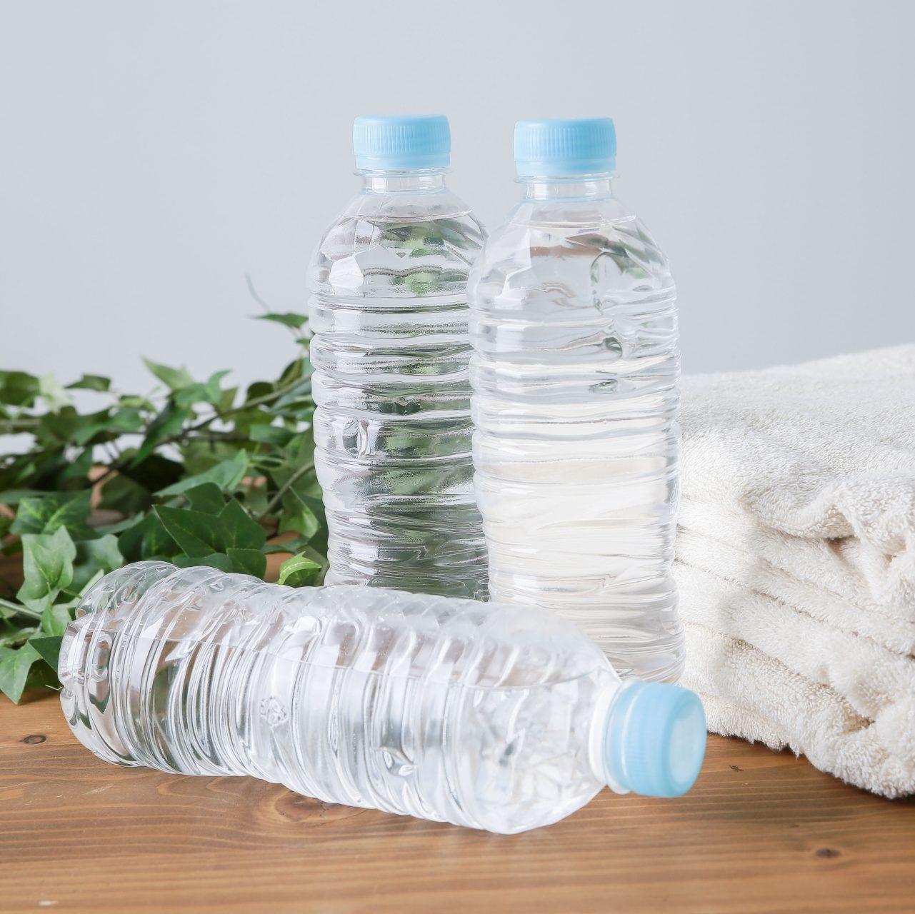 トレーニング中の水も無料